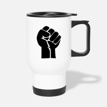 Fist fist - Travel Mug