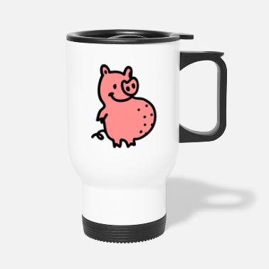 Sow Thickness sow - Travel Mug