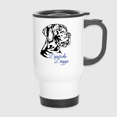 dogue allemand - Mug thermos