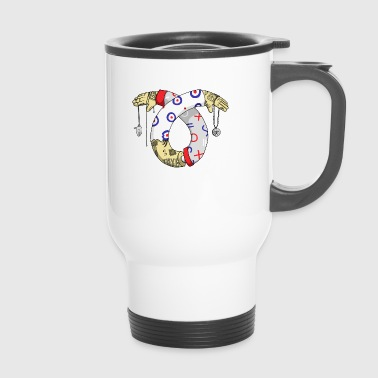 Tatoo Illustration Tatoo - Travel Mug