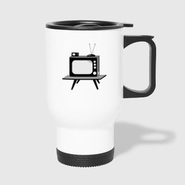 TV - Travel Mug