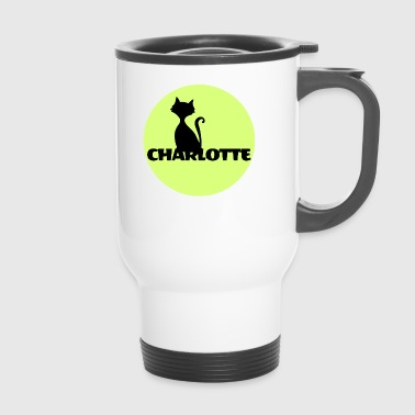 First Name Charlotte Name First name - Travel Mug