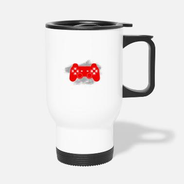 Number Gamer Birthday Shirt · Birthday · Birth · 47 - Travel Mug