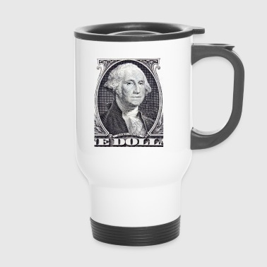 dollar - Travel Mug