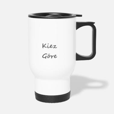 Brat Kiez brat - Travel Mug