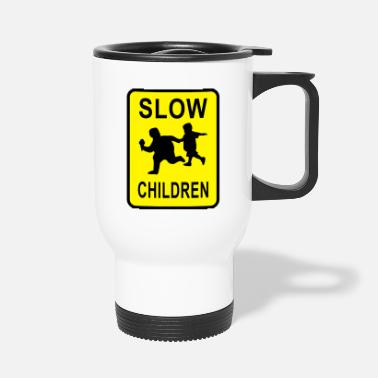 Slow Slow Children - Travel Mug
