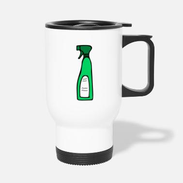 Clean What It Is Cleaning agent - motif - Travel Mug
