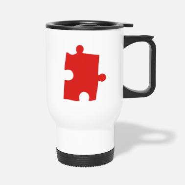 Puzzle Puzzle - Puzzles - Mug isotherme