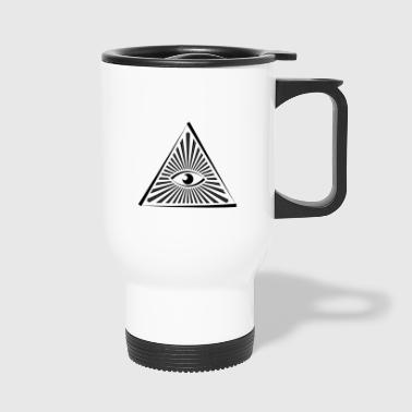 Illuminati - Thermobecher