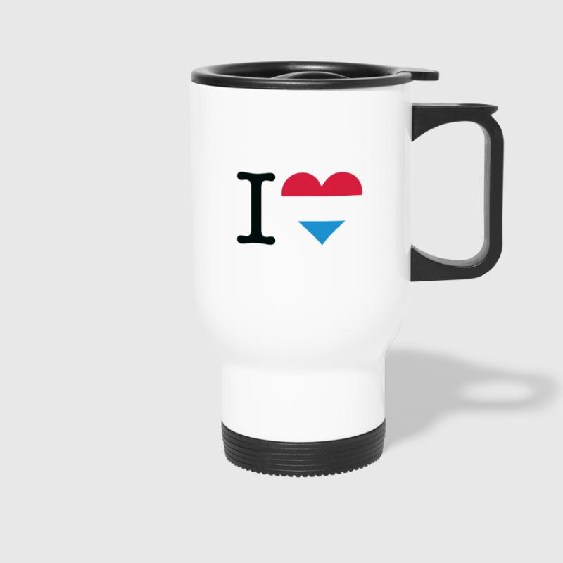 I love Hollande - Mug thermos