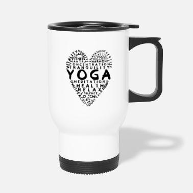 Yoga yoga - Travel Mug