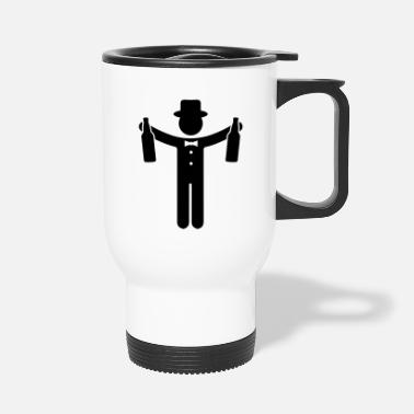 Bachelor bachelor bachelor party - Travel Mug