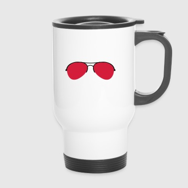 Aviation The Aviator Goggles - Travel Mug