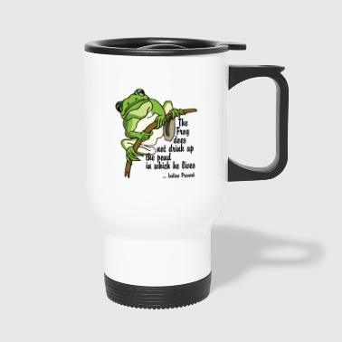 Earth Day - Travel Mug