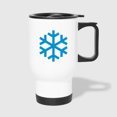 Snowflake Weather Icon Icon - Termosmuki