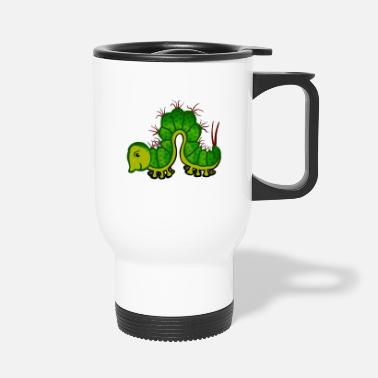 Chenille chenille - Mug isotherme