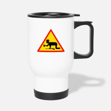 Hunting hunts hunting hunter hunting hunt - Travel Mug