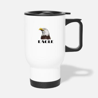 Art Graphique EAGLE art graphique aigle - Mug isotherme