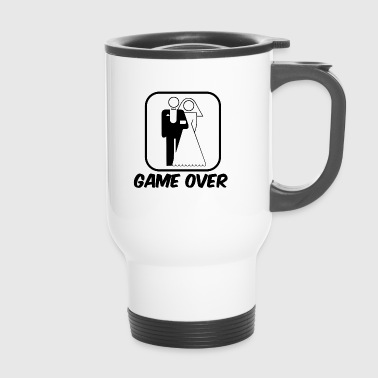 game over - Tazza termica