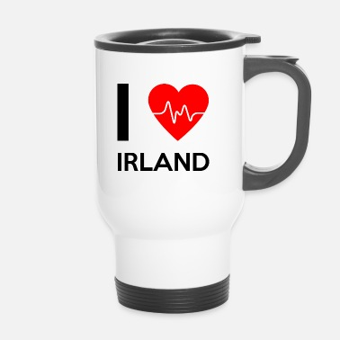 I Love Ireland - I Love Ireland - Travel Mug
