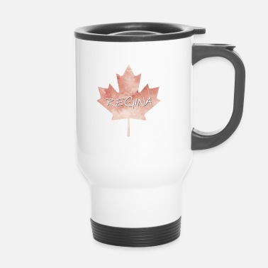Regina Maple Leaf Regina - Taza termo