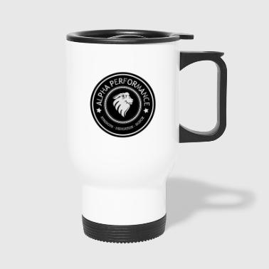 ALPHA PERFORMANCE - Travel Mug