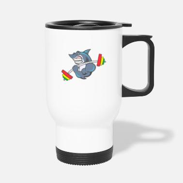 Cross Fit Shark Cross-fit - Taza termo