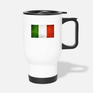 Italian Italian flag - Travel Mug