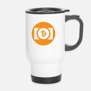 Cash Bitcoin Cash. - Mug thermos