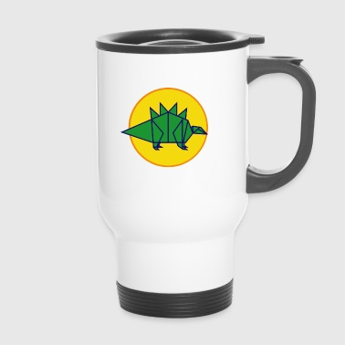 Stegosaurus - Travel Mug