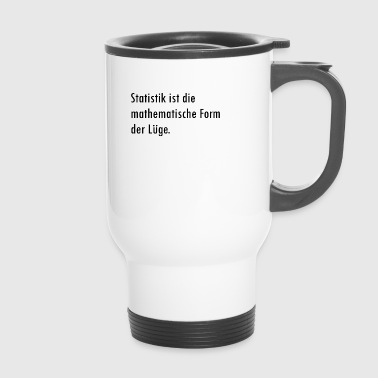 Mathewitz statistics - Travel Mug