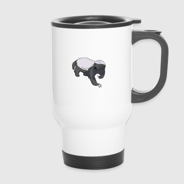 Honey Badger Honey badger - Travel Mug