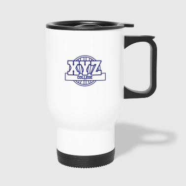 college XYZ - Thermobecher