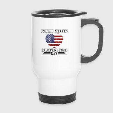Independence Day - Travel Mug