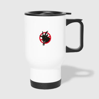 Rumzicken Interdit - Mug thermos