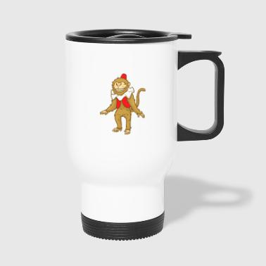 Circus monkey - Travel Mug