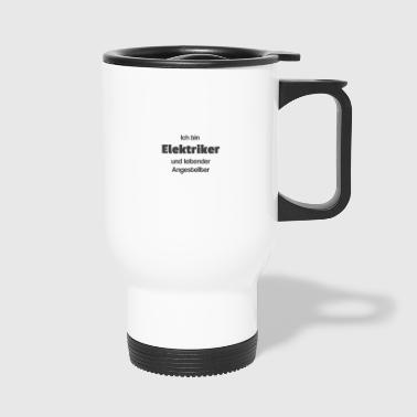 employé senior - Mug thermos
