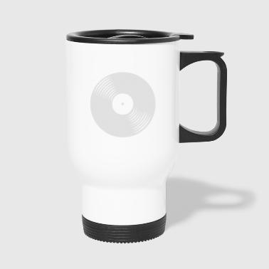 vinyl record - Travel Mug
