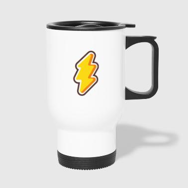 lightning - Travel Mug