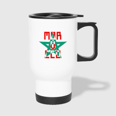 Morocco - Travel Mug