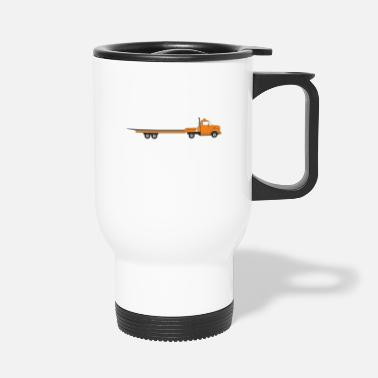 Transportation transporter - Travel Mug