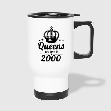 Queen 2000 - Travel Mug