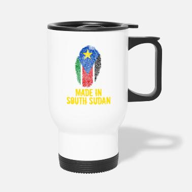 South Made In South Sudan / South Sudan - Travel Mug