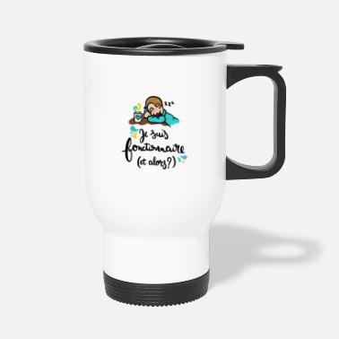 Official Person Official! - Travel Mug
