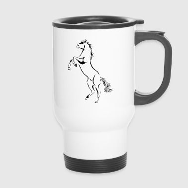 stallion 01 - Travel Mug
