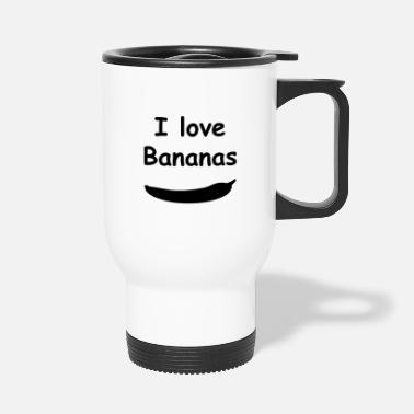 Banane bananen - Thermobecher
