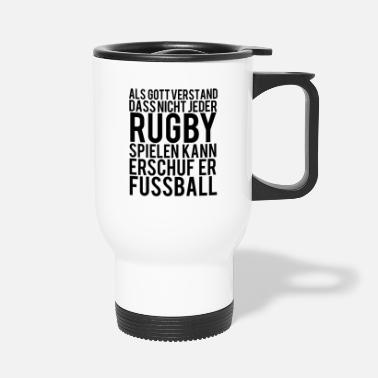 Rugby rugby - Taza termo