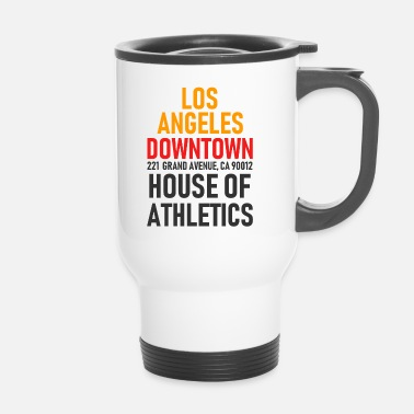 California Los Angeles - Downtown - House of Athletics - Cal. - Tazza termica
