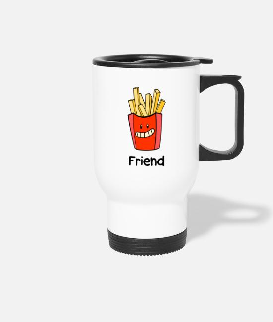Husband Mugs & Drinkware - Friend - Travel Mug white