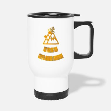 Career Bicycle career - Travel Mug